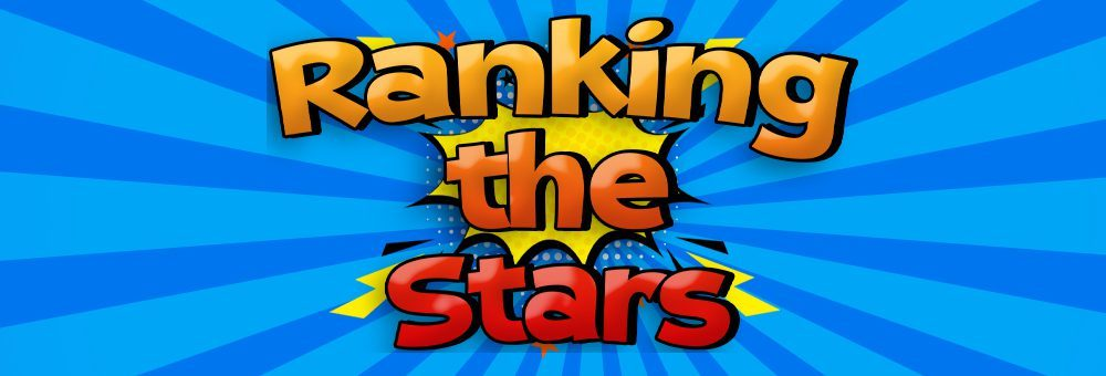 ranking the stars quiz dinerspel